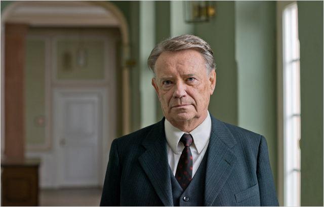 Generalstaatsanwalt Fritz Bauer (Gert Voss) setzte den Prozess in Frankfurt a.M. durch