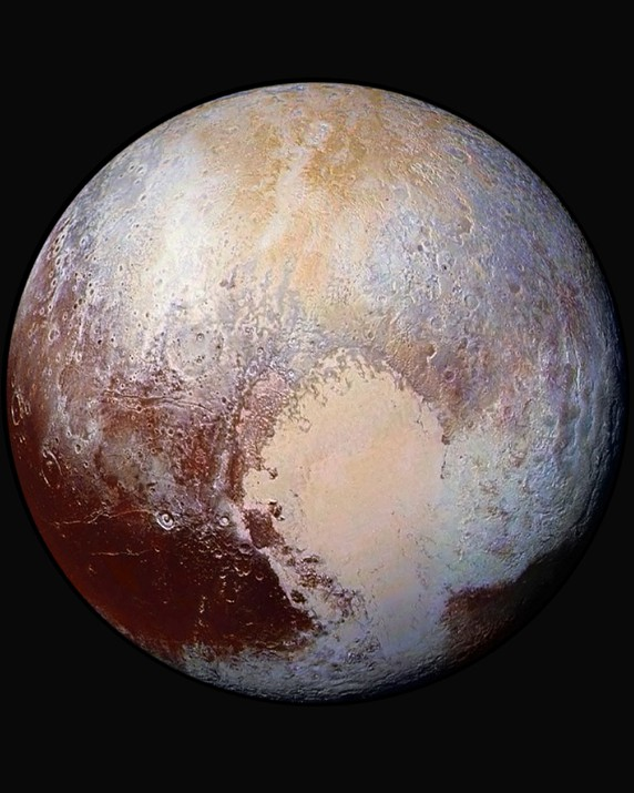 pluto-in-false-color