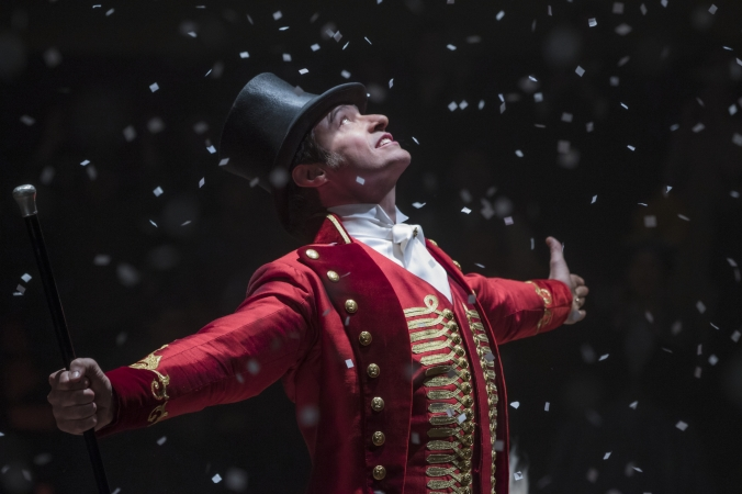 fox greatest showman
