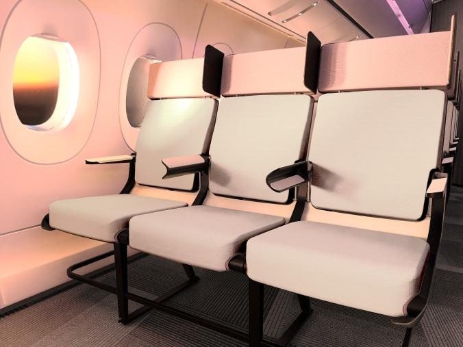 4-Aerofoam Armrest